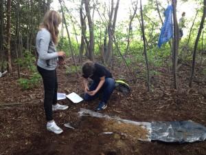 Bodemonderzoek Geoweek