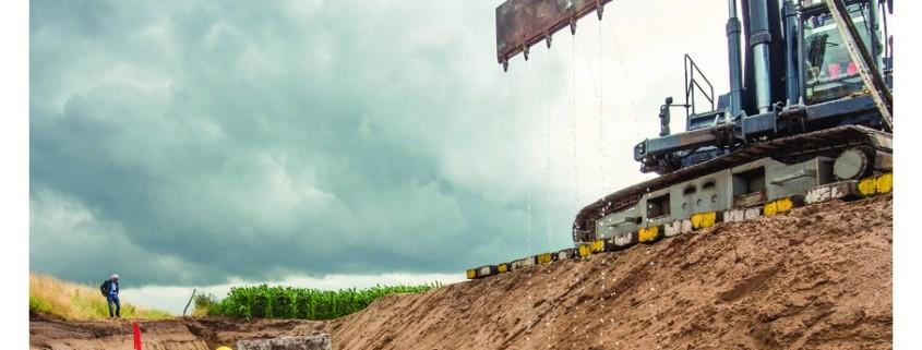 Land en Water 2015 over risicogestuurd bodemonderzoek