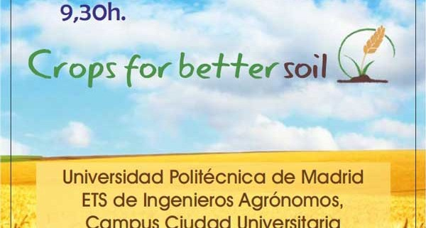 Uitnodiging Crops fot Better Soil