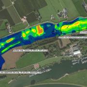 Grondradar geeft overzicht van kleilaagdikte voor dijkenonderzoek